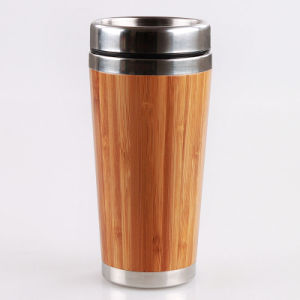 Bamboo Auto Mug Bamboo Water Cup pictures & photos