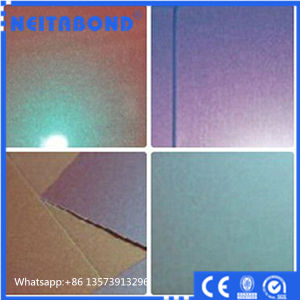 Chameleon Color Aluminum Composite Panel with Direct Factory Price pictures & photos