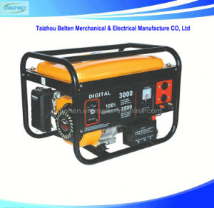 2.5kw Three Phase Gasoline Generators Silent Gasoline Generating Set pictures & photos