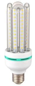 LED Bulb 23W 4u Glass Cover LED Corn Lamp pictures & photos