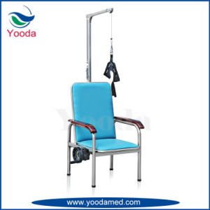 Automatic Cervical and Lumbar Traction Bed pictures & photos
