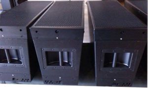 "Dual 12"" Line Array Speaker (LAT212 passive) pictures & photos"
