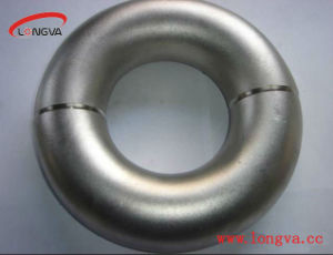Sanitary Stainless Steel 180 Degree Welded Elbow pictures & photos