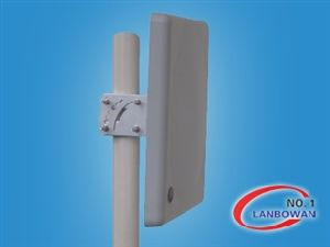 3.3-3.8GHz 23dBi Dual Pol Panel Antennas