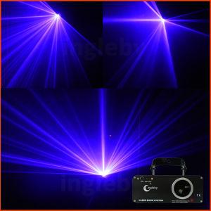 100mw Purple 405nm Laser Show (IGB-S206)