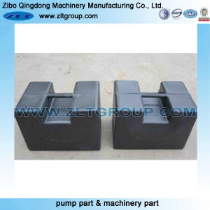 Grey Iron Lost Foam Casting Counter Weight Supplier pictures & photos