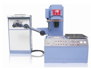 500mm Automatic Wire Coiling Machine pictures & photos