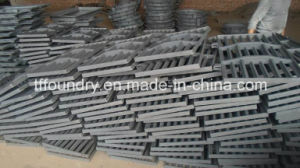 Ductile Cast Iron Gully Grating Produced by Moulding Line pictures & photos