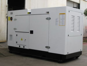480kw/600kVA Super Silent Diesel Generator Set Powered by Perkins Engine pictures & photos