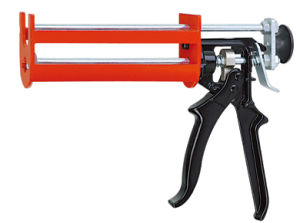 Caulking Gun, 2 Rod Heavy Duty Model (JRSG-02)
