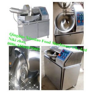 Vegetable Bowl Cutter/Meat Bowl Cutter/Automatic Bowl Cutter pictures & photos