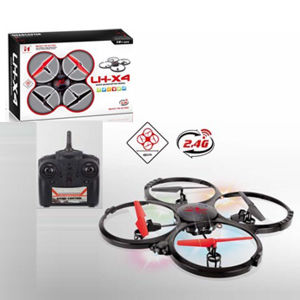En71 Approval 4 Channel 2.4G 4 Axis RC Drone with Charger and Flash Light (10192217) pictures & photos