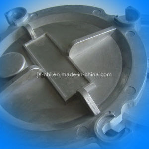 Filter End Cap Aluminnum Alloy Die Casting for Purification System pictures & photos