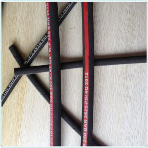 SAE 100 R2at High Pressure Hydraulic Hose with All Fittings pictures & photos