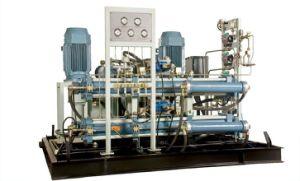High Pressure Natural Gas Compressor Gas Filling Station 25MPa