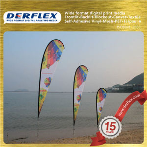 90g Flag Banner Direct Print Sublimation Fabric pictures & photos