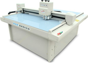 Dcz50 Series Flatbed Digital Cutter pictures & photos