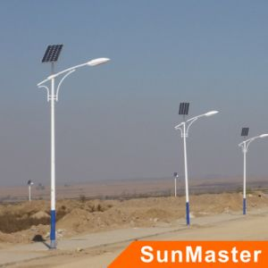 70W CE RoHS Soncap Sabs High Quality Solar LED Street Light pictures & photos