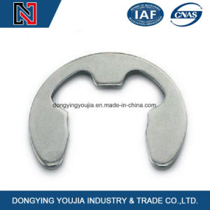 Stainless Steel DIN 6799 Retaining Ring E-Ring pictures & photos