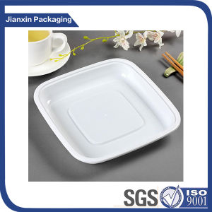 Disposable Vegetable Packing Saucers Packaging pictures & photos
