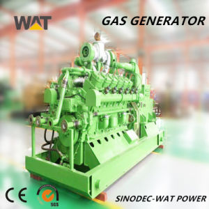 Natural Gas Generator Set GF2000kw with High Quality pictures & photos