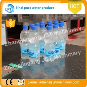 Zhangjiagang Pure Drinking Water Bottling Filling Packaging Machinery pictures & photos