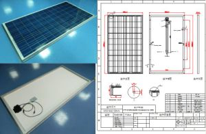 250W Polycrystalline Solar Panel PV Module with Ce TUV ISO Approved pictures & photos