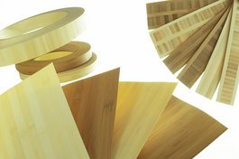 Carbonized Sliced Solid Bamboo Veneer (YCBV) pictures & photos