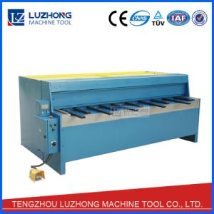 Electric Shearing Machine Q11-4X1300NC Metal Plate Cutting Machine With PLC pictures & photos