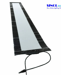 72W Adhesive-Backed Flexible Amorphous Photovoltaic Solar Panel pictures & photos