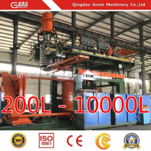Water Tank Blow Molding Machine Qingdao Great Automatic Large Plastic pictures & photos