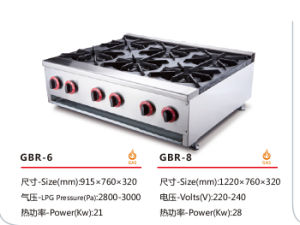 Griddle Shawama Bain Marie Crepe Maker Cooking Stove Food Warmer pictures & photos