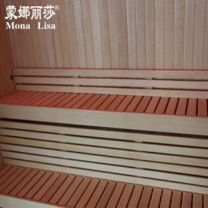 Economy Top Quality Customizable Fashion European Design Sauna Room (M-6031) pictures & photos