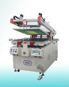 Semi Automatic Flat Screen Printer pictures & photos