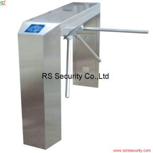 Security Waist High Turnstile of RFID Access Control System