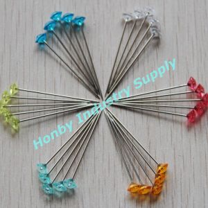38mm Diamond Head Pin for Decoration