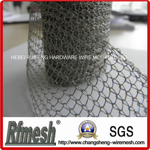 Kintted Fabric and Products Knitted Wire Mesh pictures & photos