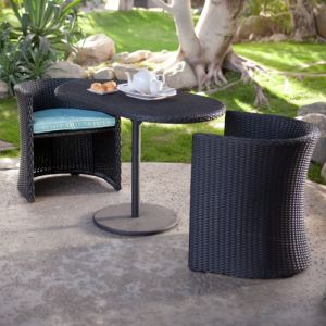 Outdoor Wicker Patio Set Garden Furniture Patio Rattan Set