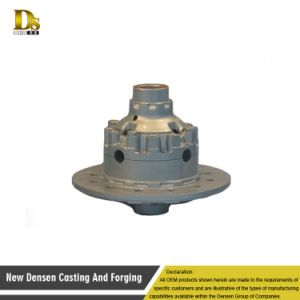 China Supplies OEM Service Sand Casting Parts pictures & photos