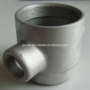 Sand Blasted Aluminum Casting Enclosure for Electricheator pictures & photos