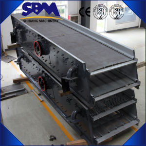 Sbm High Efficiency Gravel Screening Machine Price for Sale pictures & photos