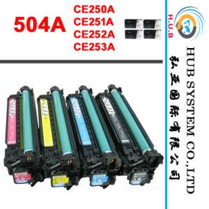 Genuine Toner Cartridge/Printer Part HP Ce250A (504A) /HP Ce260A (647A) pictures & photos