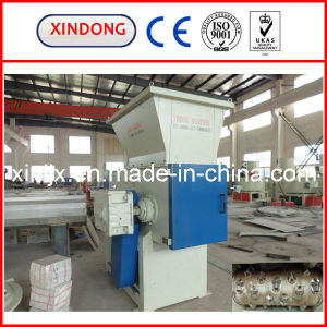 Single Shaft Shredder for Plastic Pipe, Big Plastic Lumps pictures & photos