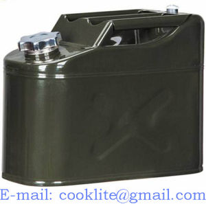 Square Jerry Can / Fuel Can / Oil Can / Gasoline Can 5L pictures & photos