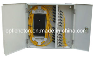 Indoor Fiber Optic Distribution Box (24 fibers) pictures & photos