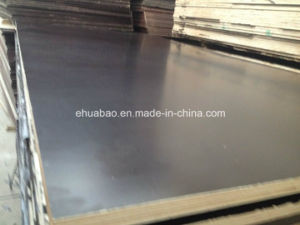 Poplar/Birch/Hardwood Core Shuttering Film Faced Plywood/Marine Plywood (MP001) pictures & photos