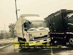Isuzu Engine Sinotruk HOWO 4X2 4 Ton Stake Light Truck Rhd/LHD pictures & photos