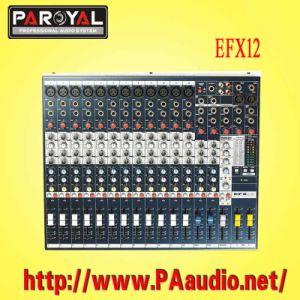 Mixer Console (EFX12)
