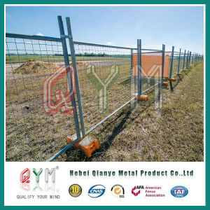 Galvanized Control Barrier Temporary Fence for Sale Construction Temporary Fencing pictures & photos