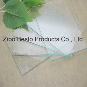 1-19mm Thickness Clear Plate/Flat Float Glass Sheet Distributor pictures & photos